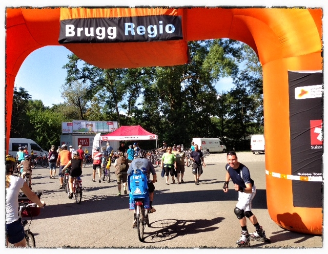 Ready for Slow Up 2013 - Brugg Regio